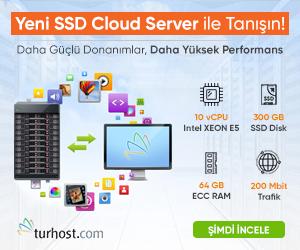 cloud server turhost banner